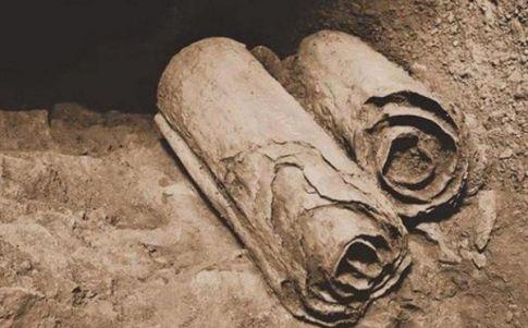 Buscan los últimos rollos del Mar Muerto