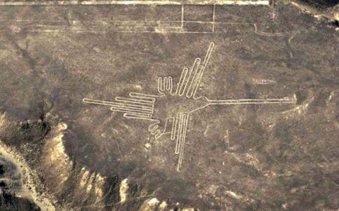 Nuevas imágenes de las líneas de Nazca