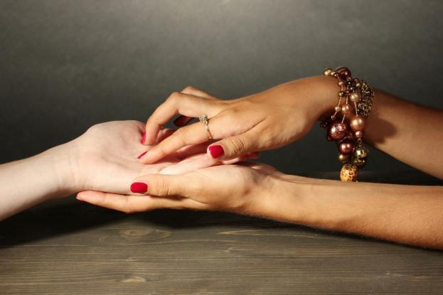 Las líneas de la mano se han interpretado desde la antigüedad