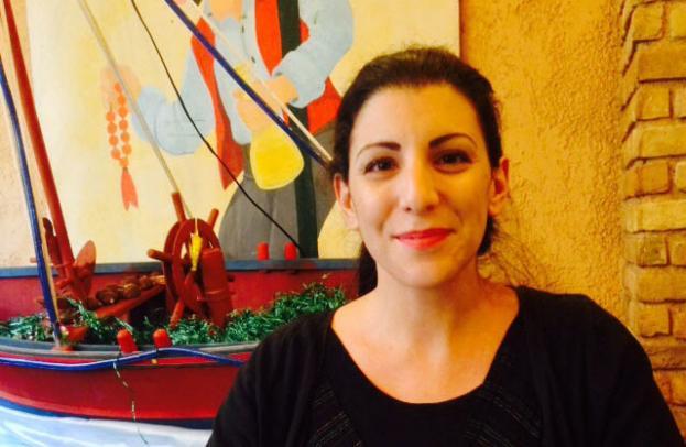 Olga Panagiotopou, ha estudiado la dinámica de los cachalotes