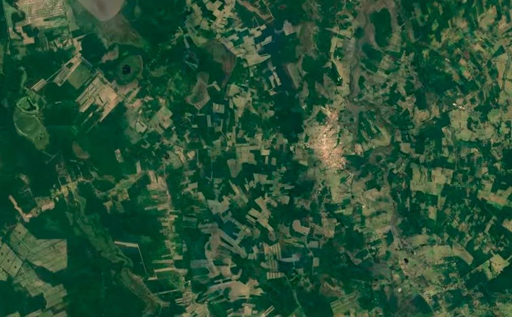 Reportan más de 20 avistamientos ovni en una finca de Guarayos (Bolivia)