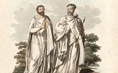Druidismo: el origen de la religión atlante