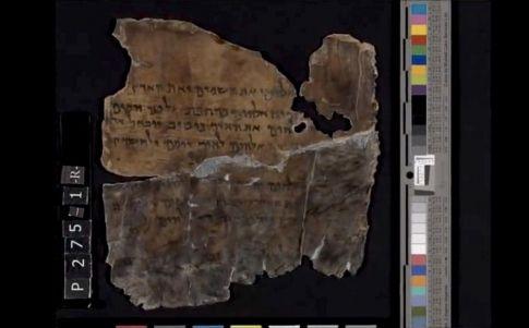 Noé Existió, según manuscritos de las cuevas del Mar Muerto