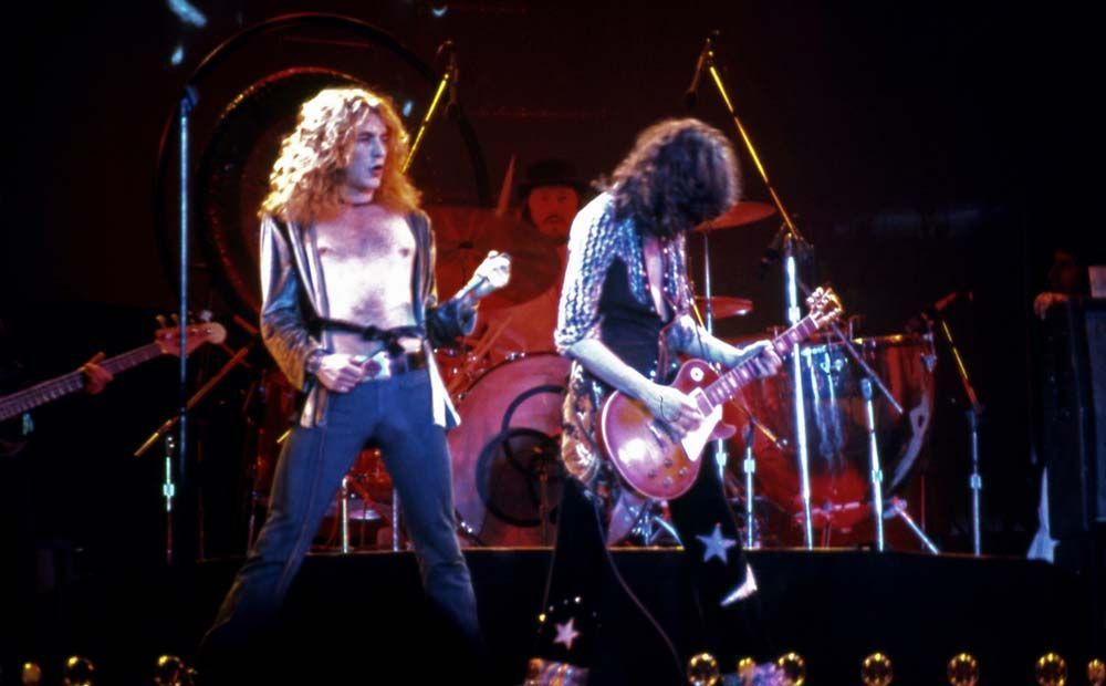 satan oculto rock led zeppelin