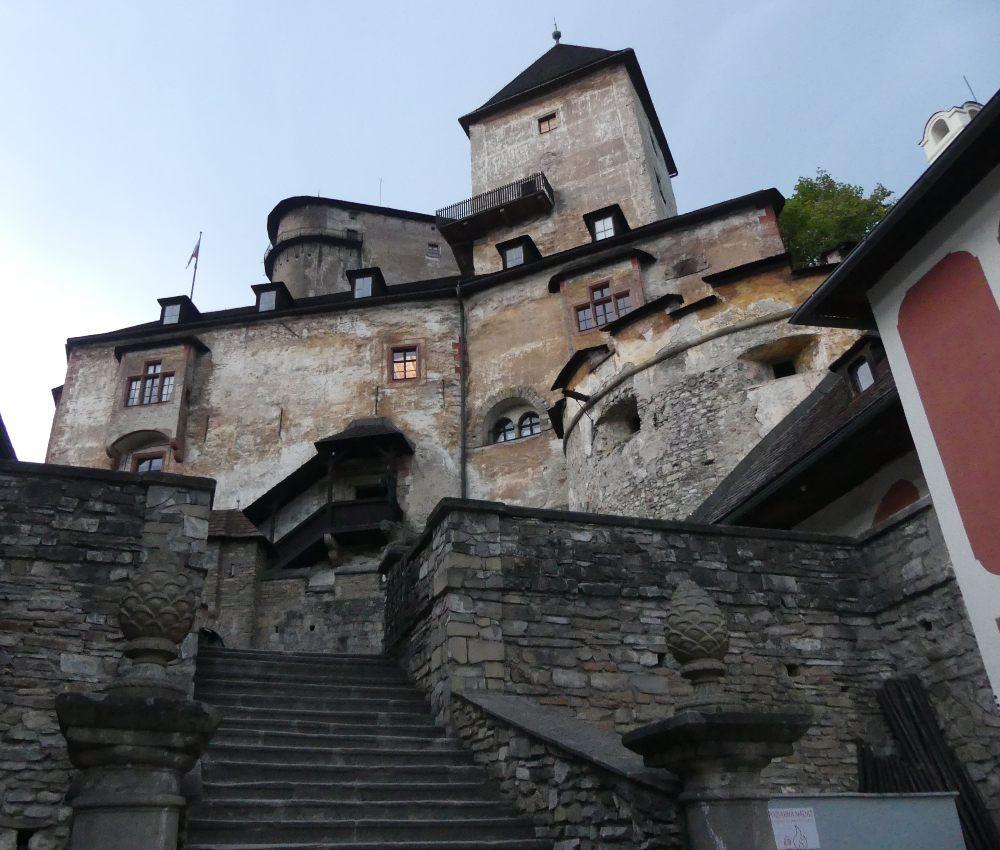 Castillo Orava