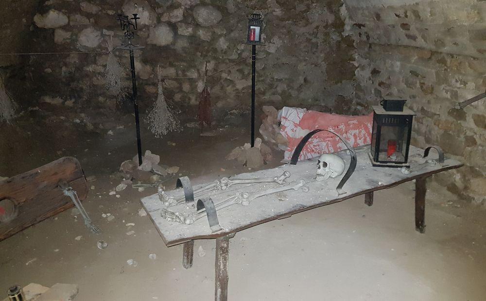 Castillo de Cachtice (Elisabeth Bathory) (2)