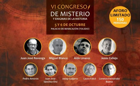 congreso misterio enigmas historia