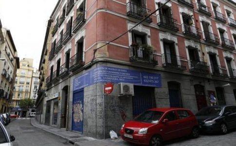 Los misterios de Antonio Grilo, la calle maldita de Madrid. Foto: Madridiario