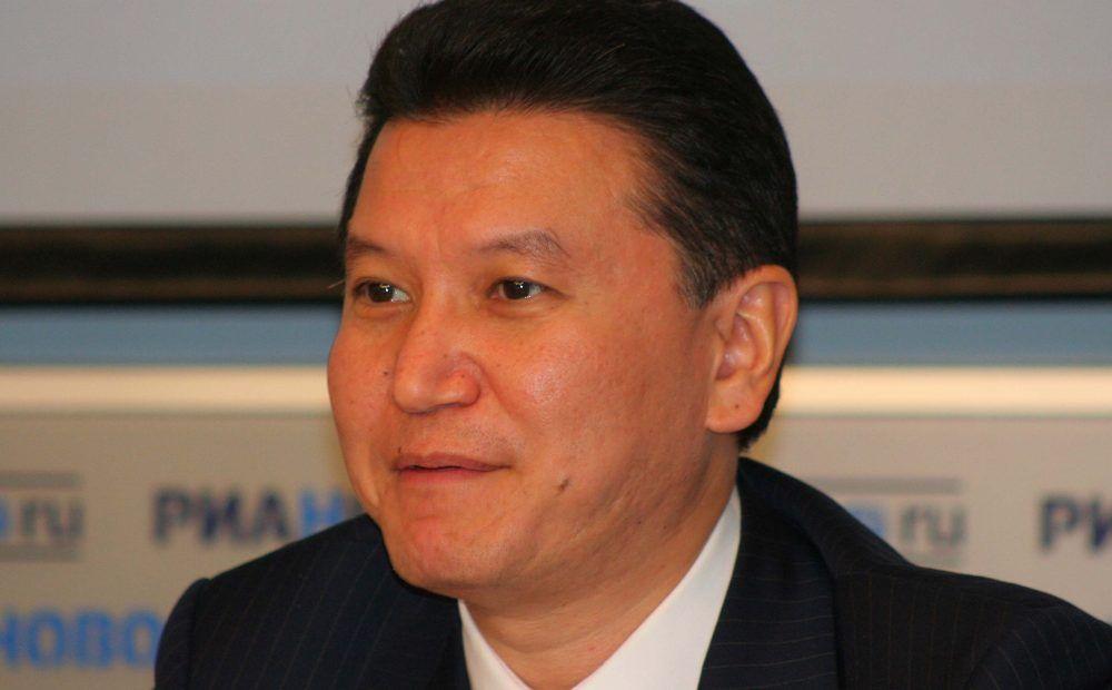 Kirsan Ilyumzhinov (A. Savin / Wikimedia Commons)
