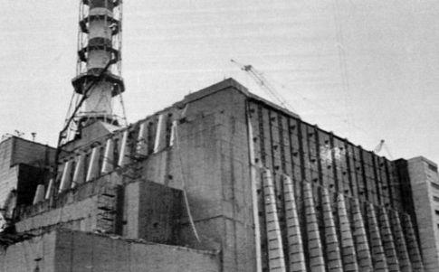 Los ovnis evitaron una catástrofe mayor en Chernobyl