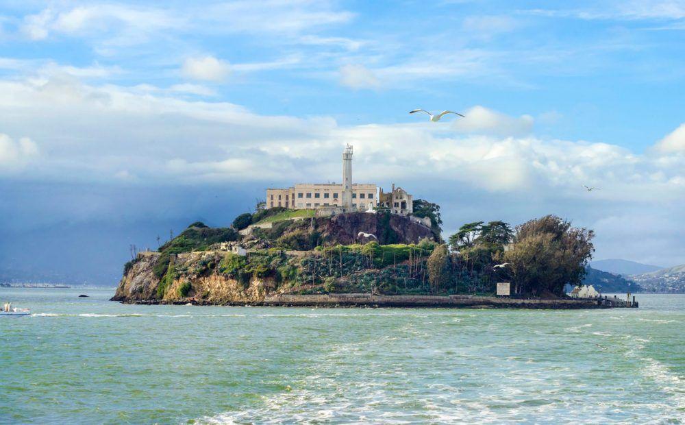 """Los """"fantasmas"""" de la prisión de Alcatraz"""
