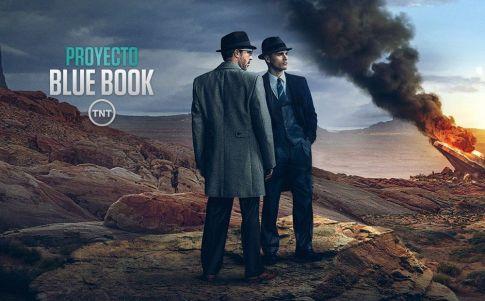 La segunda temporada de 'Proyecto Blue Book' llega a TNT