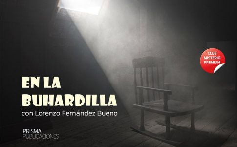 En la Buhardilla, con Lorenzo Fernández Bueno