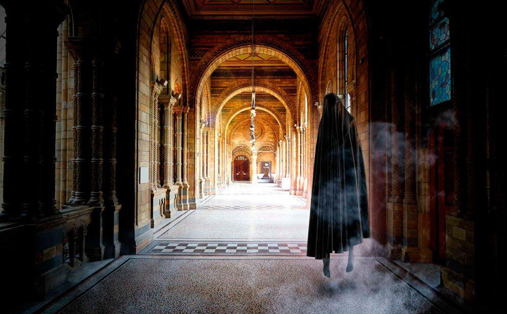 El Colegio Invisible Cap. 34: Premoniciones, desastres y fantasmas