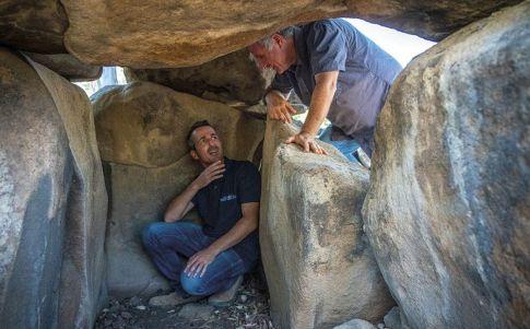 Unos dólmenes revelan la existencia de una civilización desconocida